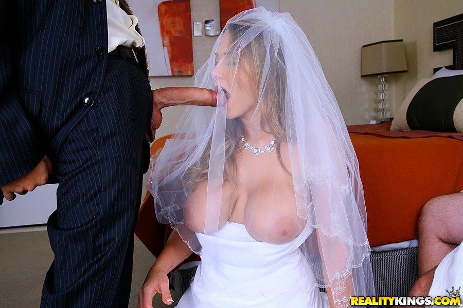 casada-traindo-marido-noiva-faz-broche-com-veu