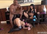 Mulheres a fazer sexo com preto sem tesão