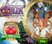 Zelda na Putaria - Jogo de Sexo Adulto